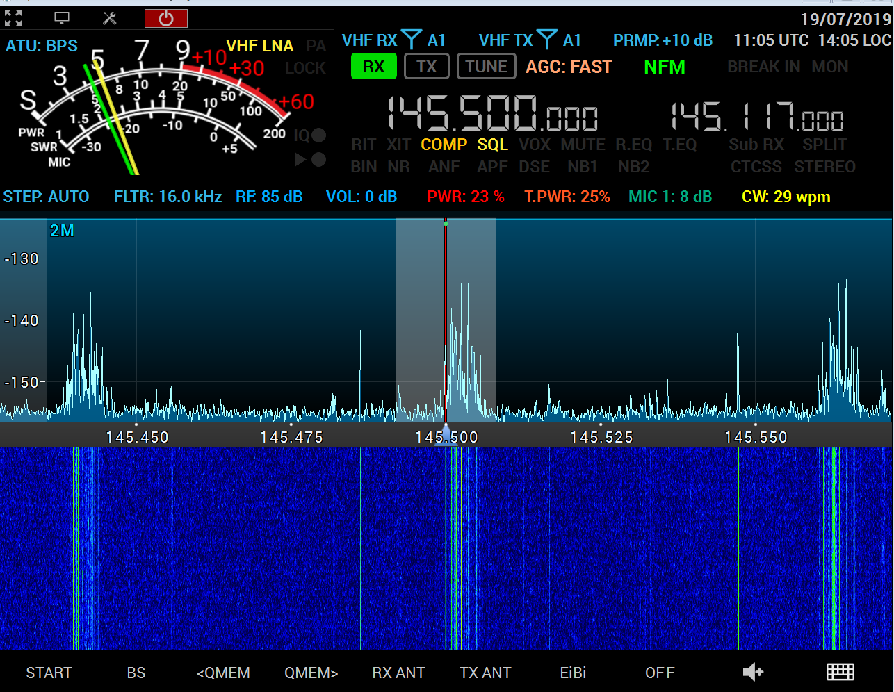 ew8ax: MB1 software on Sunsdr2